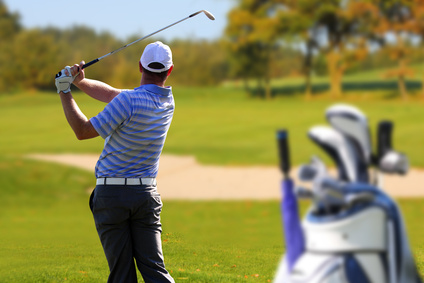 Golferellenborgen, Golferarm, Schmerzbestrahlung